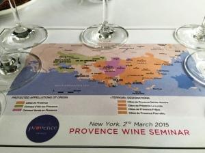 Provence Tasting