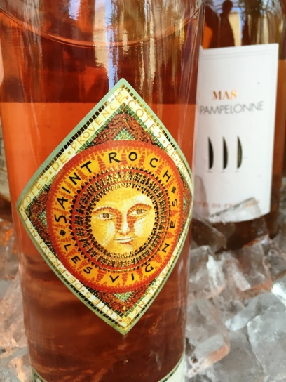Provence Rosé in the tasting 4