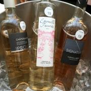 Rosé in the tasting 7