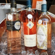 Rosé in the tasting 9