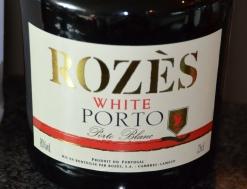 Rozes White Port