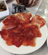 Sliced meat