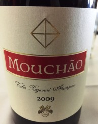 Vinho Mouchão Alentejo