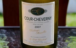 Cour Cheverny 2007