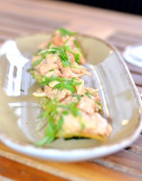 Crab Tostadas