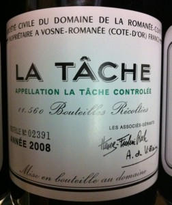 DRC La Tache