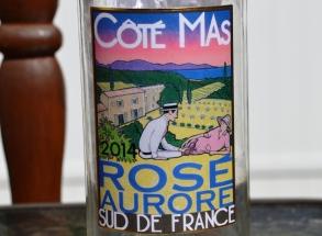 NV Paul Mas Côté Mas Crémant de Limoux Brut Rosé, Languedoc-Roussillon