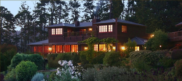 Stanford Inn by the Sea, Mendocino, California