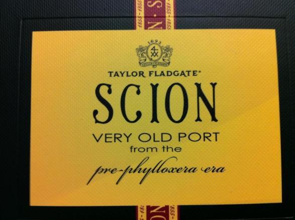 Taylor Fladgate Scion Port