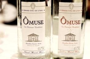 Ô Muse Grand Cru de l'Eau Natural Mineral Water