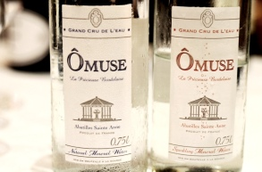 Ô Muse Grand Cru de l'Eau Natural Mineral Water