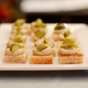 Pate Appetizer