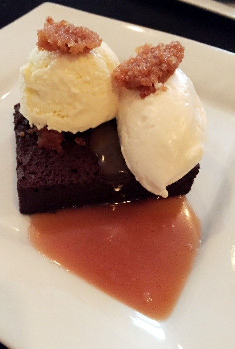 After Hours Brownie