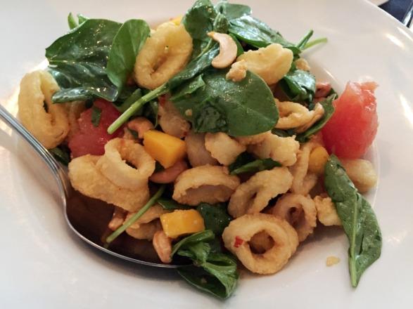 Crispy Thai Calamari
