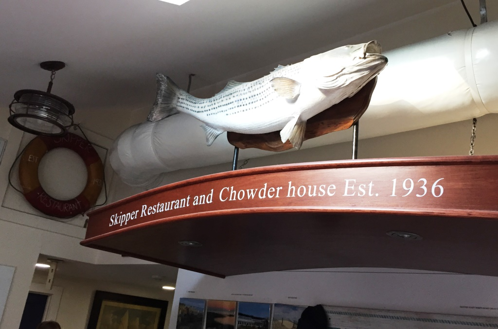 Skippers Cape Cod Part - 17: Sipper Restaurant