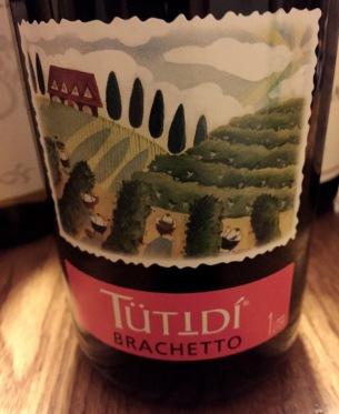 Tütidì Brachetto Piemonte DOC