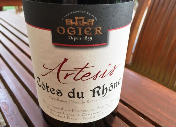Antoine Ogier Côtes du Rhône