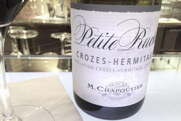 M. Chapoutier Petite Ruche Crozes-Hermitage