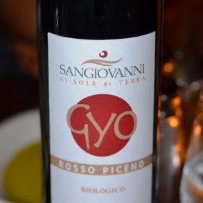 Sangiovanni Gyo Rosso Piceno