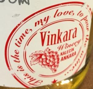 Vinkara logo