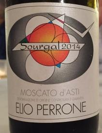 Elio Perrone MOscato d'Asti