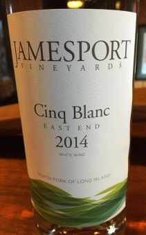 Jamesport Cinq Blanc East End