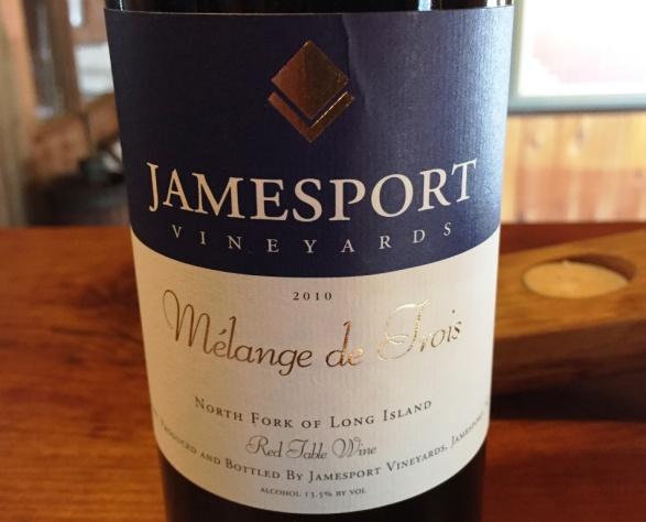 Jamesport Mélange de Trois