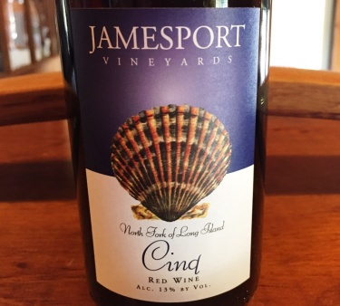 Jamesport Vineyards Cinq Red