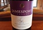 Jamesport Vineyards Syrah