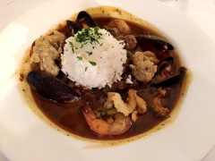 Gumbo at Tabard Inn