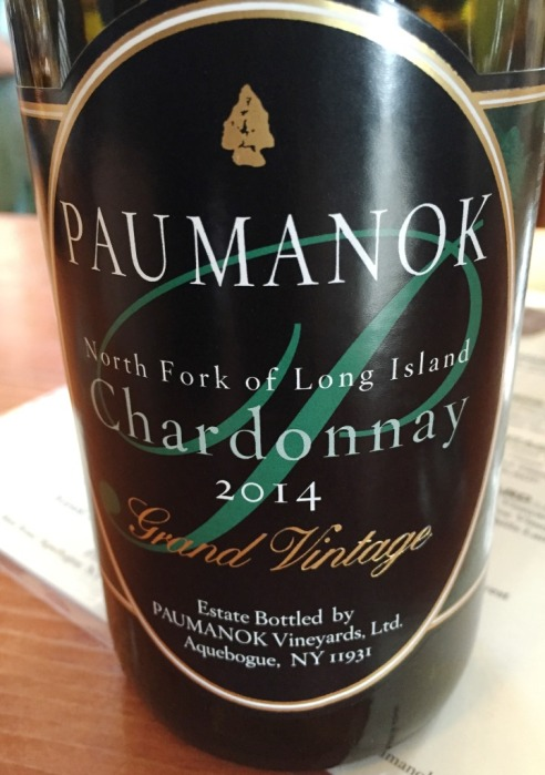 Paumanok Grand Vintage Chardonnay