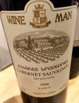 Wine Man CabernetSauvignon