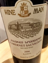 Wine Man Cabernet Sauvignon