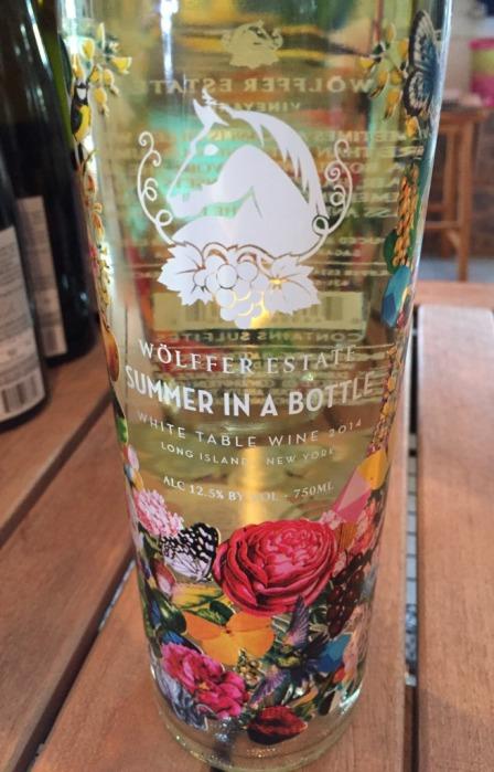 Wolffer Summer in the Bottle