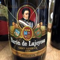 Baron de Lajoyosa