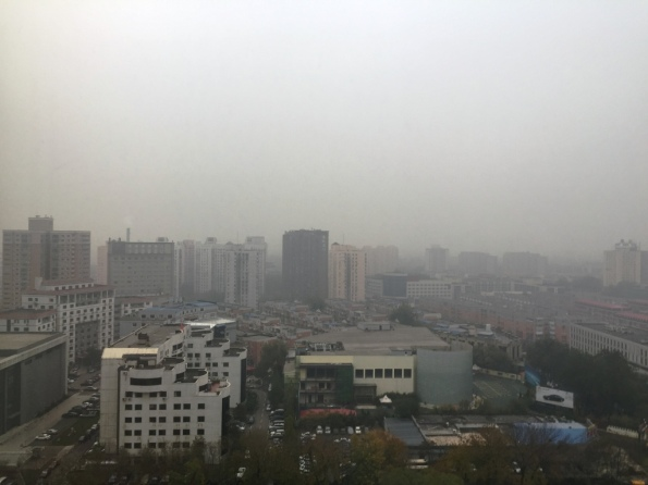 Beijing in the morning