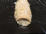 Durian cream pastry