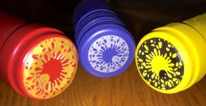 Left Coast Cellars Bottle Tops