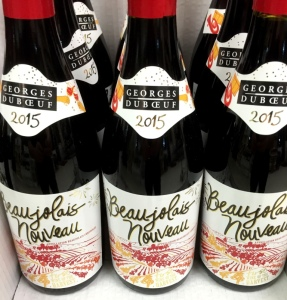 Geoarges Duboeuf Beaujolais Nouveau