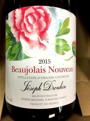 Joseph Drouhin Beaujolais Nouveau