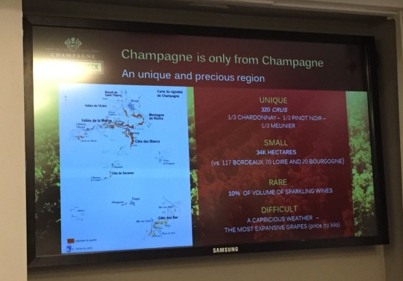 About French Champahne