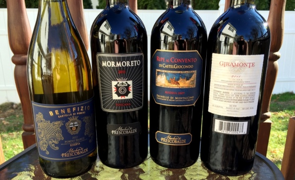 Frescobaldi Wines