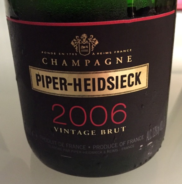 Piper-Heidsieck Vintage Brut