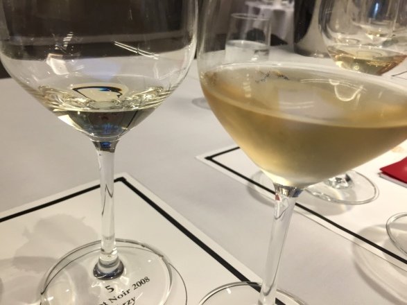 Vin Clairs and Piper-Heidsieck 2014 Assemblage