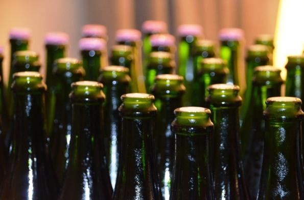 Piper Heidsieck Vin Clairs Bottles
