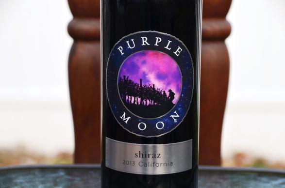 Purple Moon Shiraz California