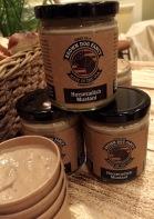 Brown Dog Horseradish Mustard