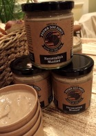 Brown Dog Horseradish Mustard