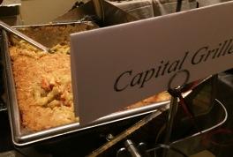 Capital Grille Lobster Mac N Cheese