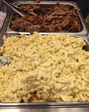 Judy's Mac and Cheese and Pulled Pork